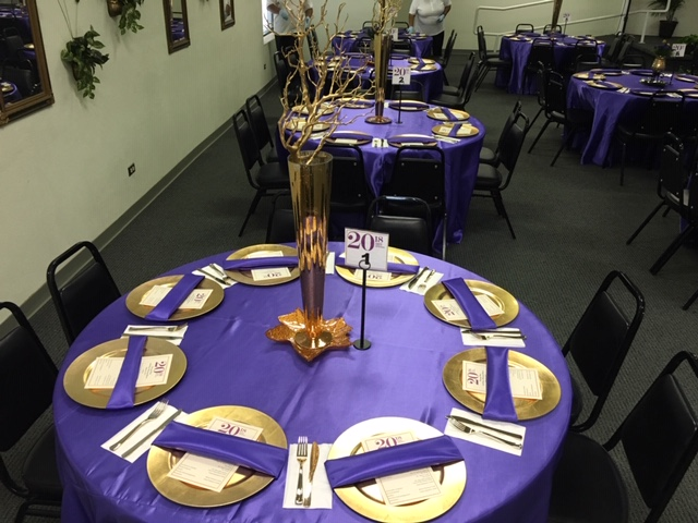 Table Decorations For Church Anniversary  from seeventsgroup.com